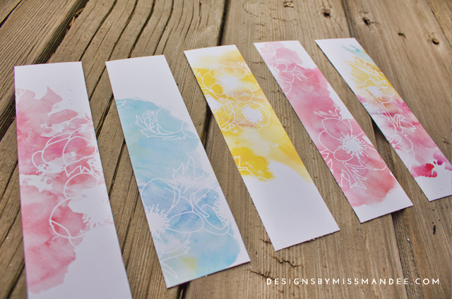 Watercolor Bookmarks2