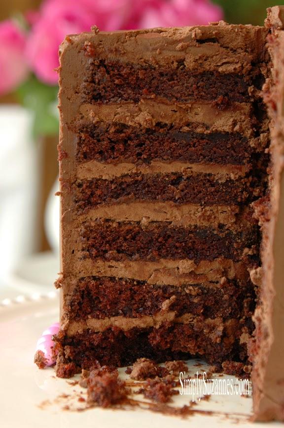 chocolate cake 1-2