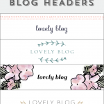 Blog Header Designs