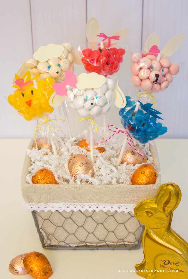 Adorable Animal Easter Treats
