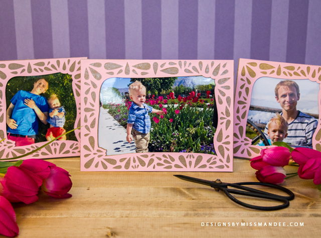 DIY Picture Frames
