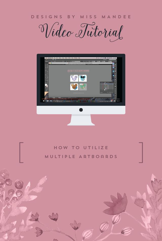 How to Utilize Multiple Artboards