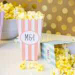 Customizable Popcorn Bags