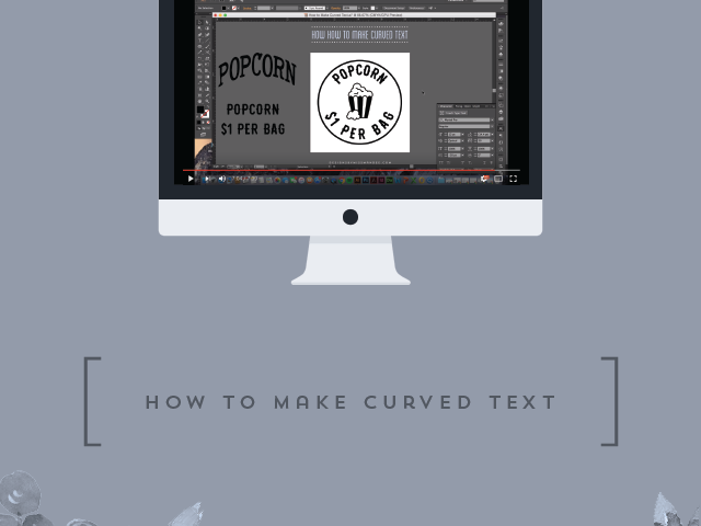 How to Make Curved Text