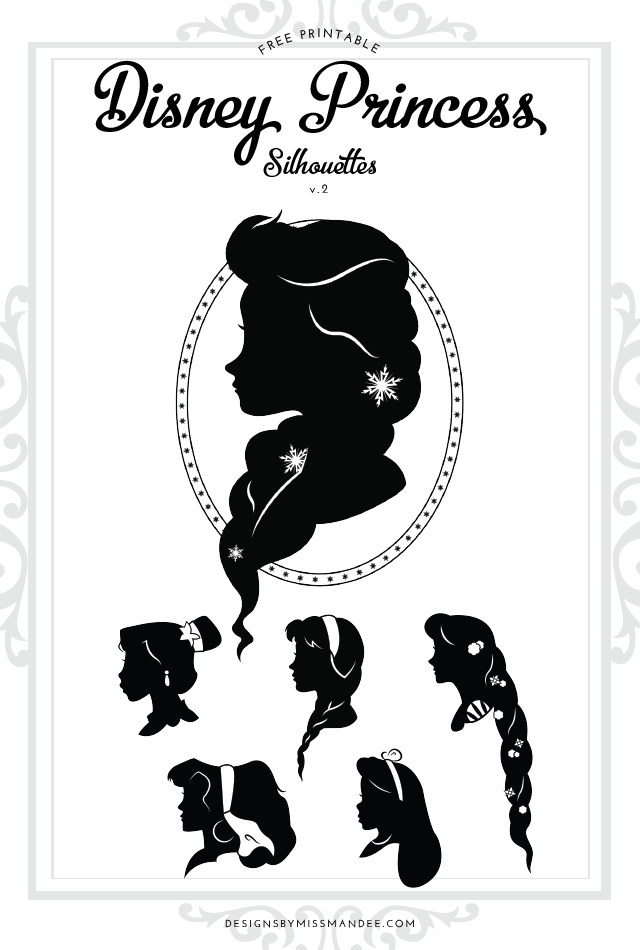 http://www.designsbymissmandee.com/wp-content/uploads/2016/07/Disney-Princess-Silhouettes_Together2-01.png