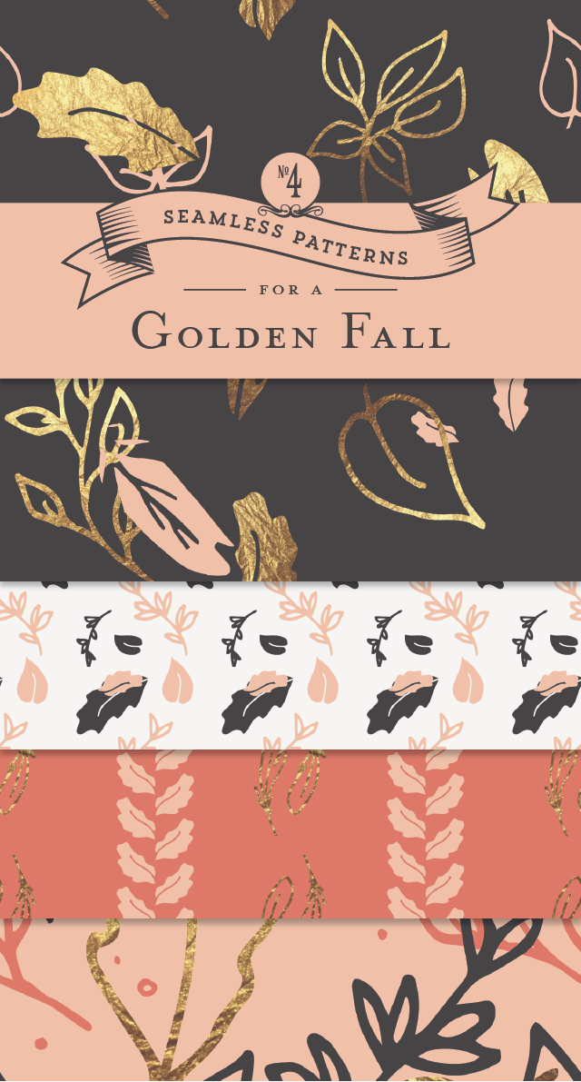 http://www.designsbymissmandee.com/wp-content/uploads/2016/09/Gold-Fall-Patterns-Together-01.png