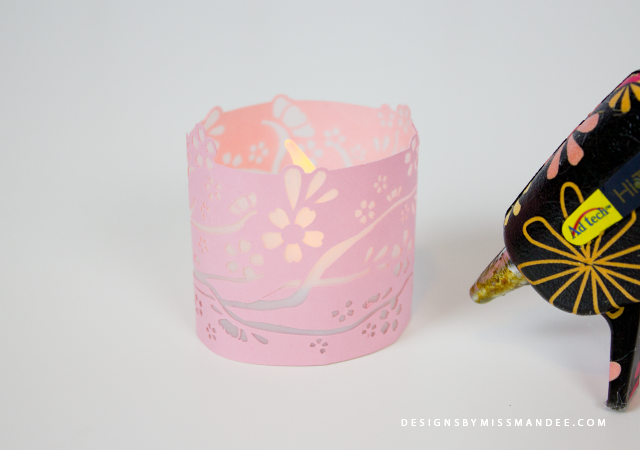 Cherry Blossom Tea Light Votive
