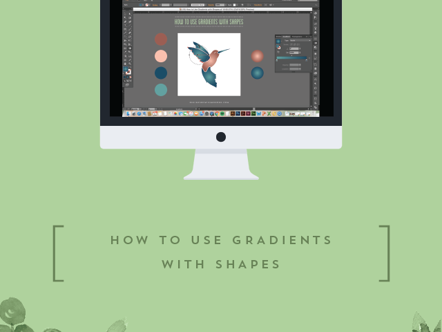 How to Use Gradients with Shapes
