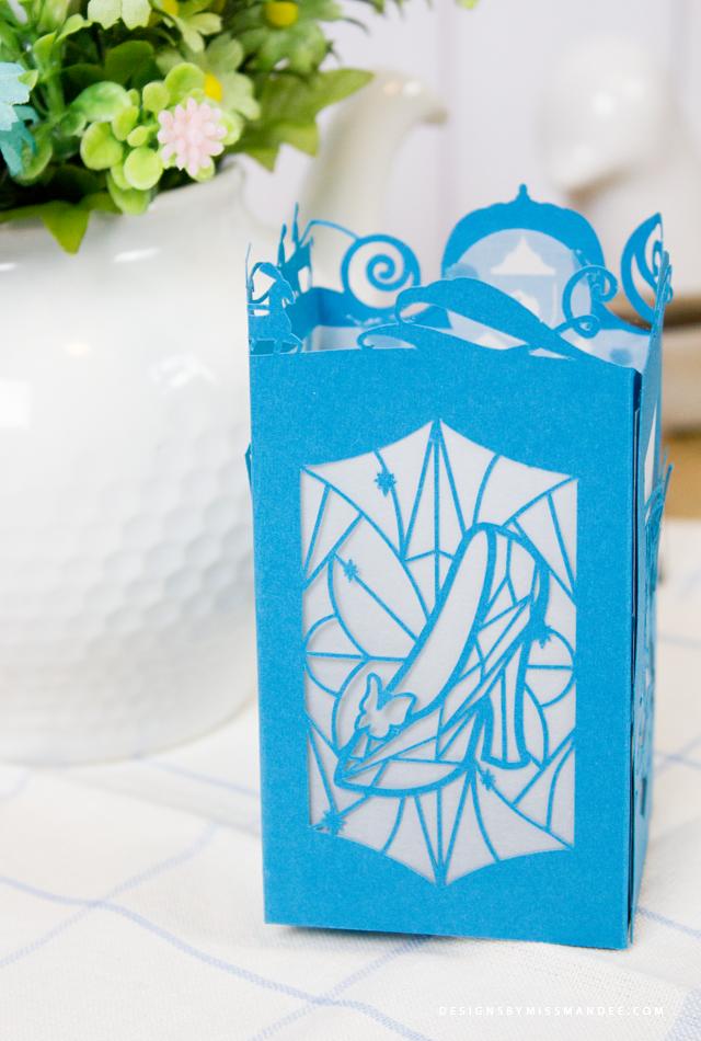 Cinderella Paper Lantern