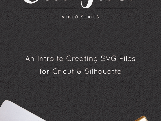 Designing You Own Cut Files