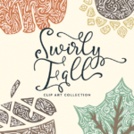 Swirly Fall Graphics