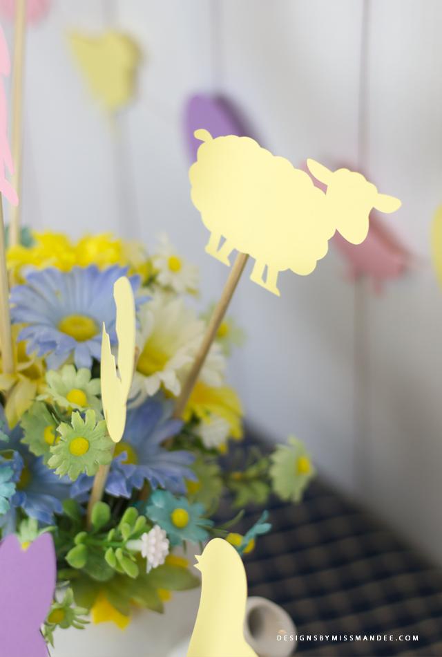Easter Die Cuts
