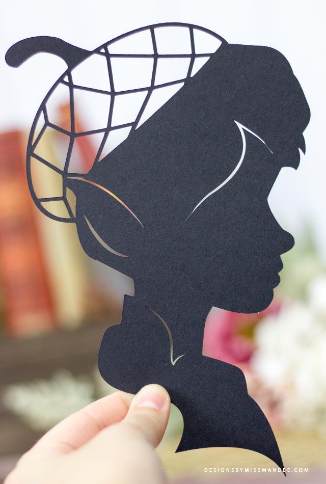 Disney Prince Silhouettes
