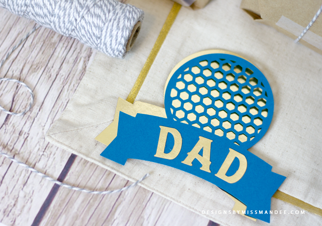 Father's Day Sports Gift Tags