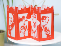 Incredibles Paper Lantern
