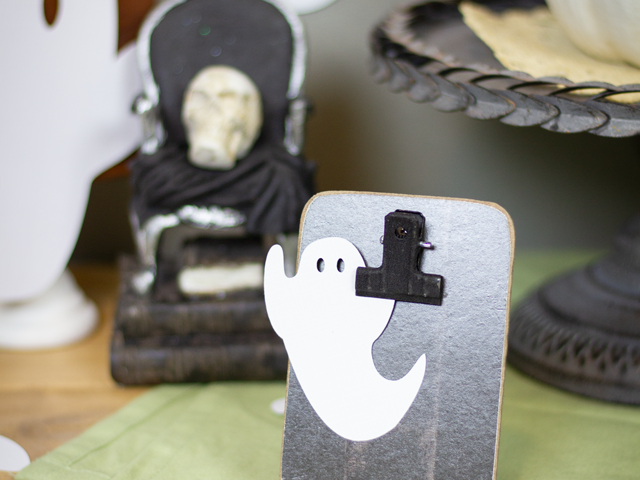 Die Cut Ghosts