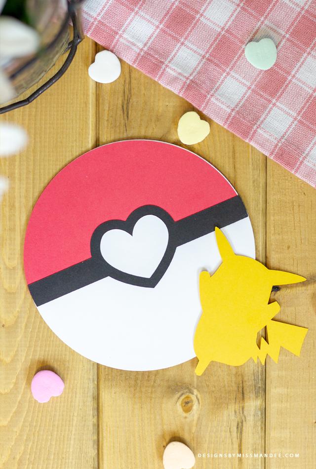 Pokemon Valentine Cards