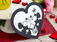 Mickey and Minnie Valentines