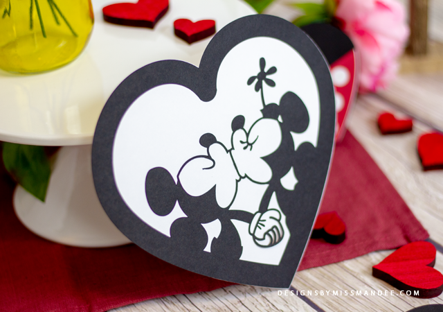 Mickey and Minnie Valentines