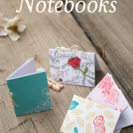 Miniature Printable Notebooks