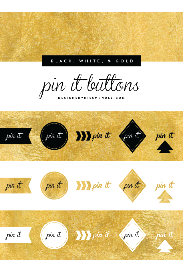 """Pin It"" Buttons"