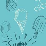 Tasty Summer Clip Art