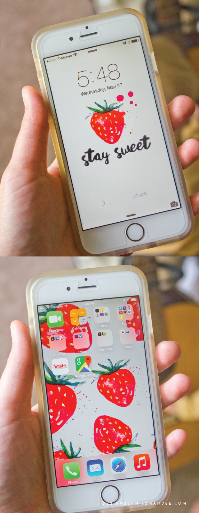 Sweet Summer iPhone Wallpapers