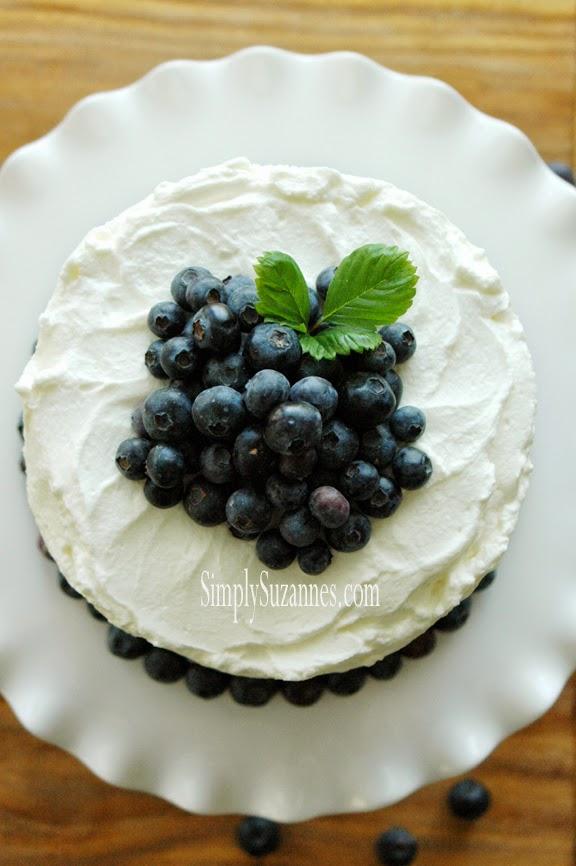 blueberry cake 25-2