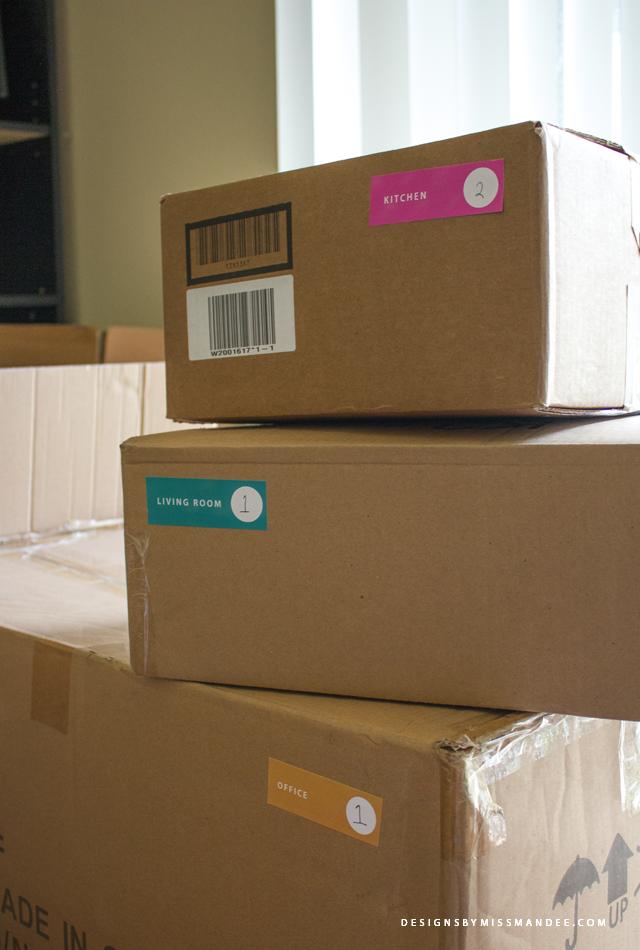 Printable Moving Kit
