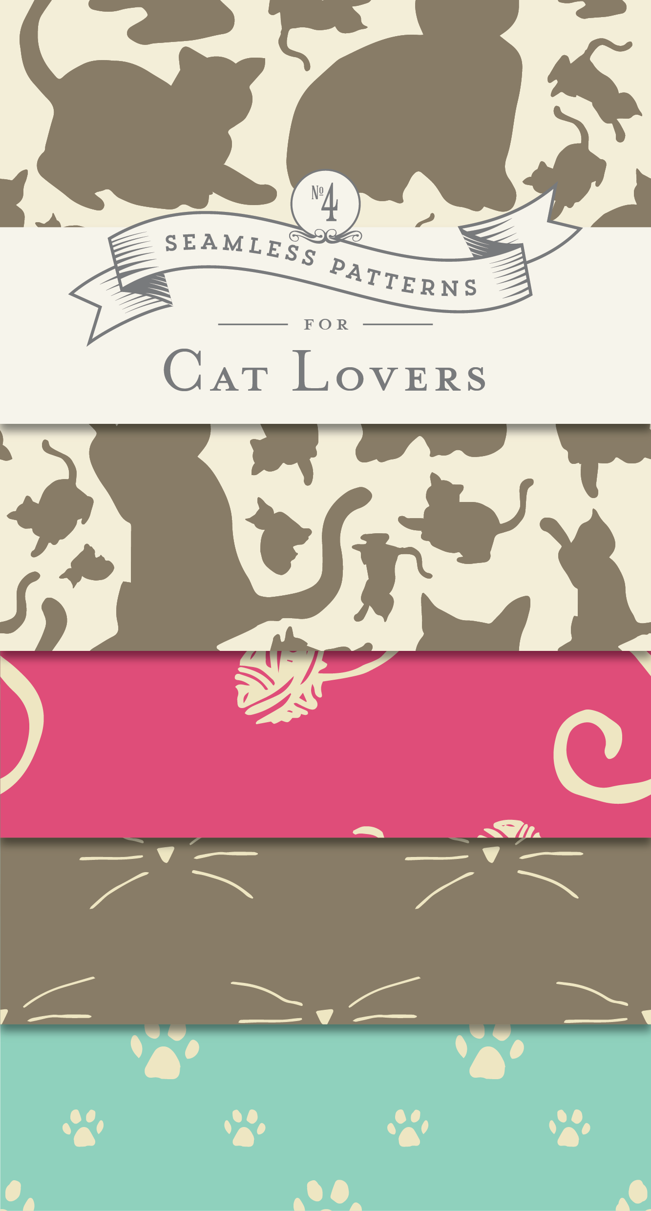 Patterns for Cat Lovers