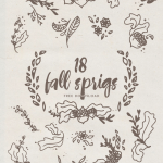 Fall Sprigs