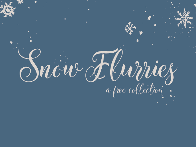 Snow Flurry Collection