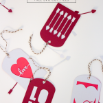 Valentine Tags