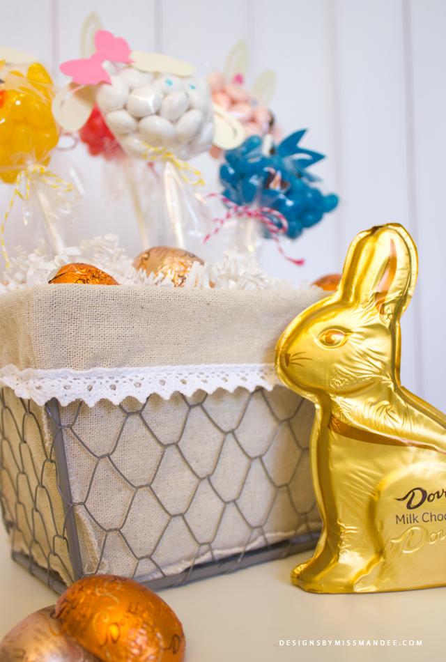 Adorable Animal Easter Treats