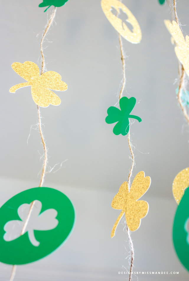 Shamrock Die Cuts