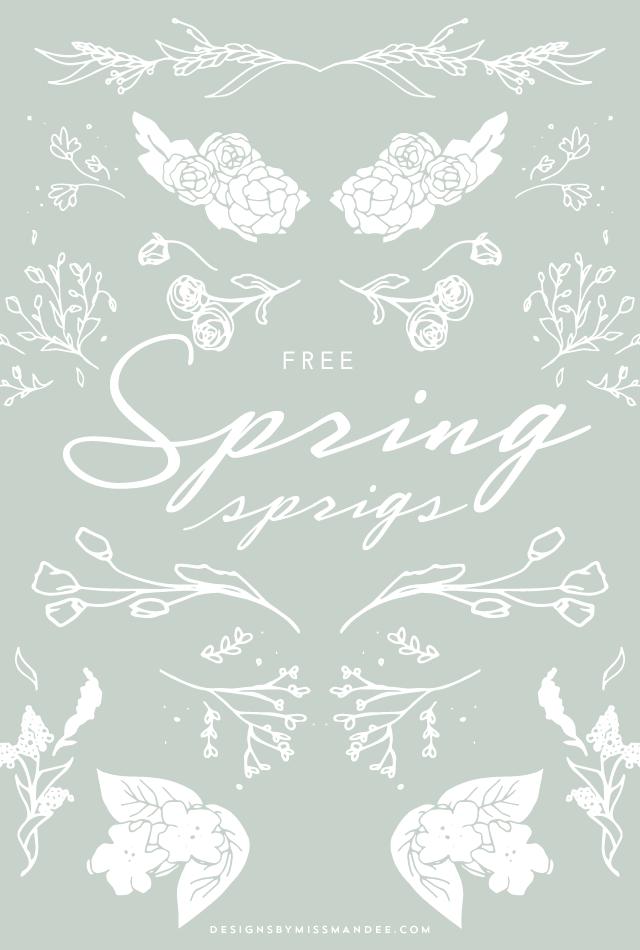 Spring Sprigs