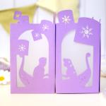 Tangled Paper Lantern