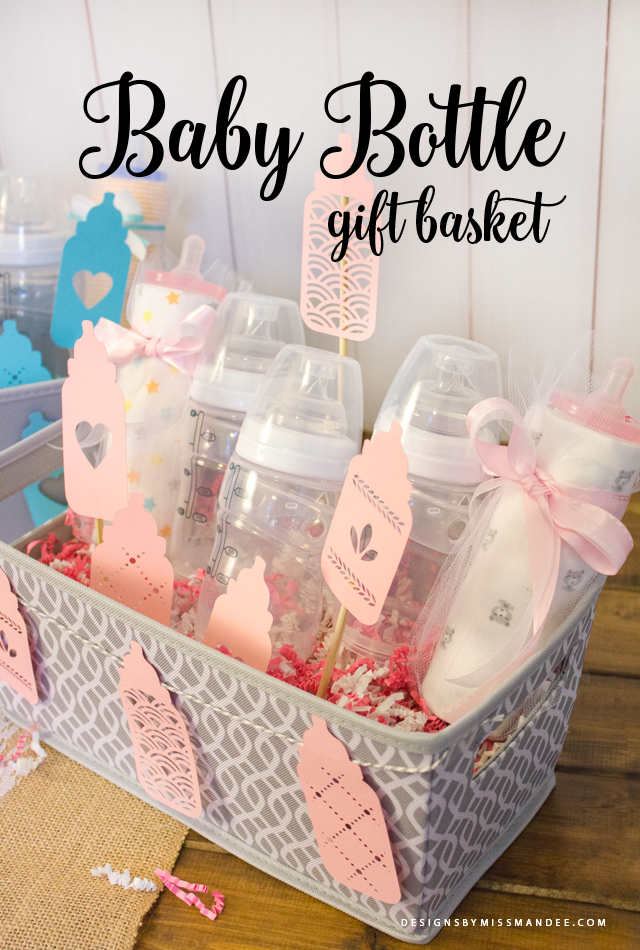 DIY Baby Bottle Gift
