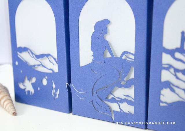 Ariel Paper Lantern