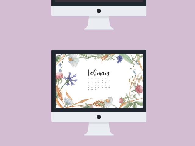 2017 Desktop Calendars