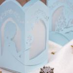 Frozen Paper Lantern