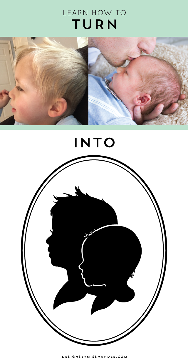 How to Create Silhouette Portraits in Illustrator