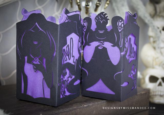 Ursula Paper Lantern