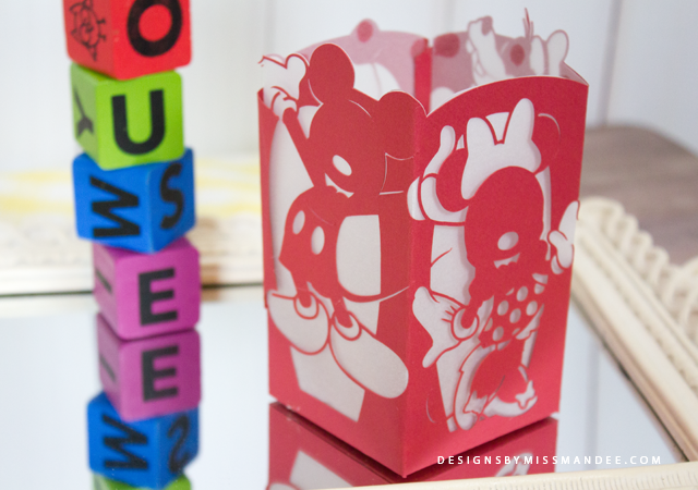 Mickey and Pals Paper Lantern