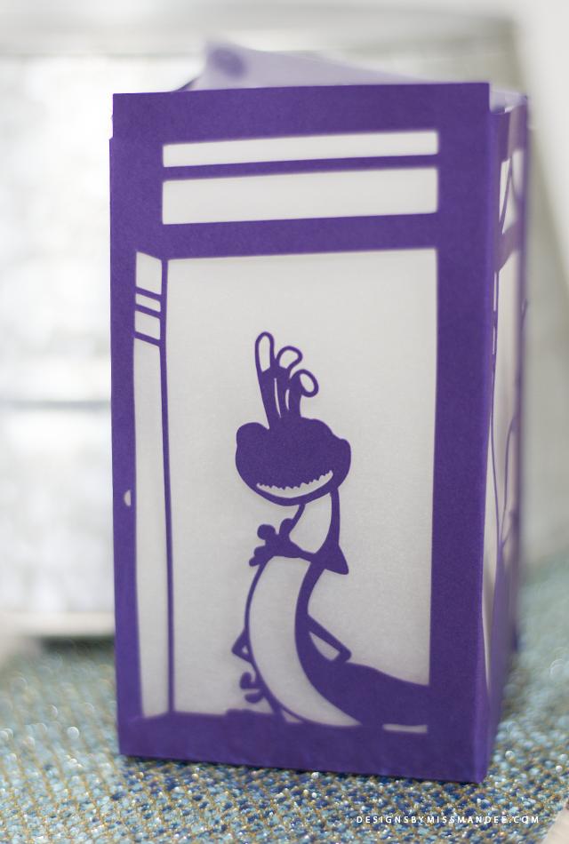 Monsters, Inc. Paper Lantern