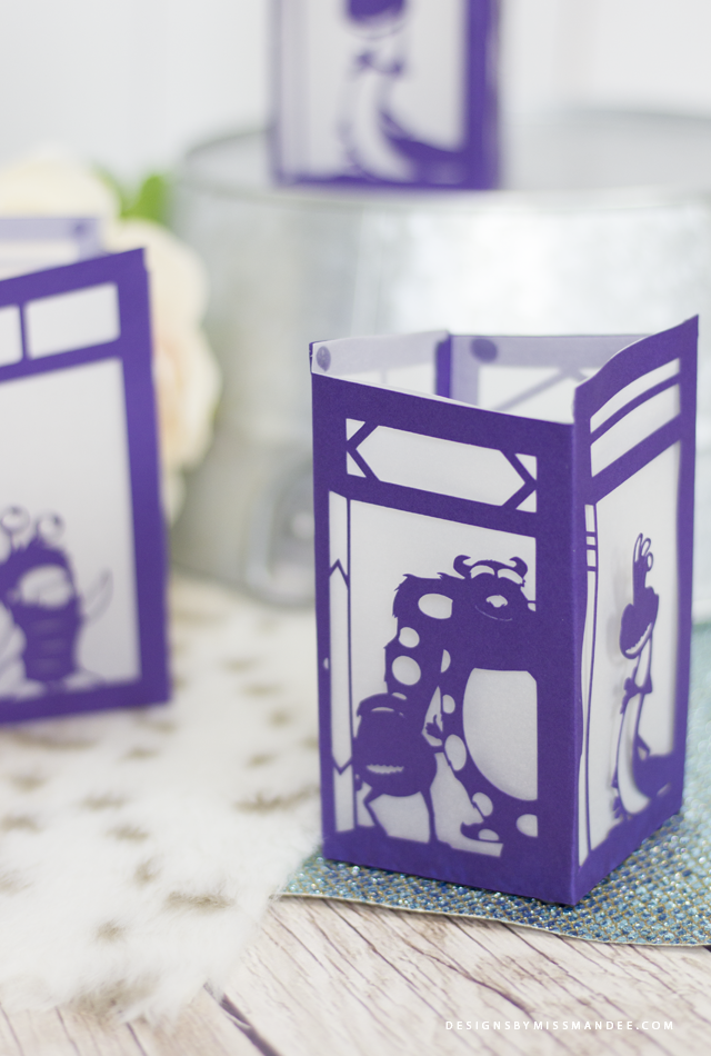Monsters, Inc. Paper Lantern