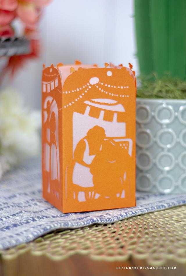Coco Paper Lantern