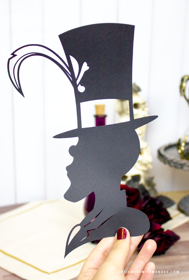 Disney Villain Silhouettes V 3 Designs By Miss Mandee