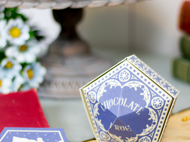 photo relating to Chocolate Frog Box Printable identified as Chocolate Frog Box Archives Ideas Via Overlook Mandee