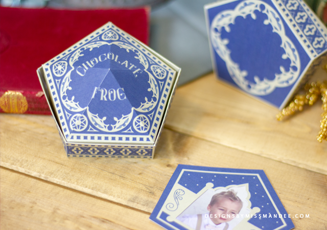 photo about Chocolate Frog Printable referred to as Chocolate Frog Box - Harry Potter Printable Ideas By means of